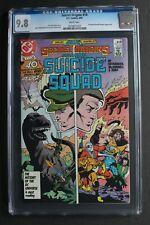 SECRET ORIGINS #14 Arrow TV 3 Versions ORIGIN SUICIDE SQUAD MOVIE CGC NM/MT 9.8