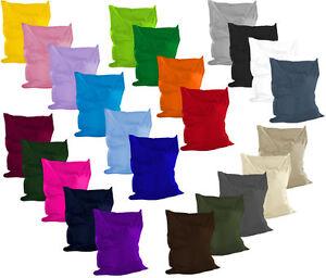 PatchHome Sitzsack Sitzkissen 180 x 145cm Sessel Sofa Kissen Sitzsäcke