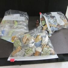 Wade's figurines by the pound, 70 pieces, Endangered, Circus, Pet shop