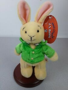 Music For Little Mozart's J.S. Bunny Plush Toy - NIP