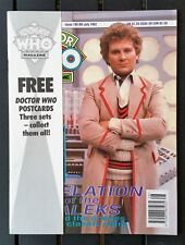 Doctor Who Magazine July 8, 1992 4 Collectors Postcards Revelation of the Daleks