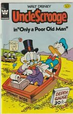 Bronze age UNCLE SCROOGE DONALD DUCK Whitman variant lot Higher grade