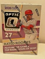 2020 Donruss Optic Baseball Blaster Box Sealed 🔥🔥Lewis? Robert? Trout?🔥🔥