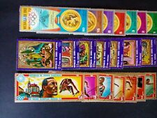 EQUATORIAL GUINEA-good lot of complete series CTO