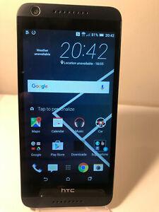 HTC Desire 626 - Black - 16GB (Unlocked) Smartphone Mobile