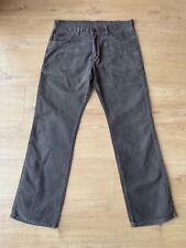 Men's Corduroy Jeans by WRANGLER 'ROXBORO' - Size W32 / L32
