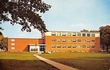 North Manchester College~Indiana~Otho Wing Building 1952