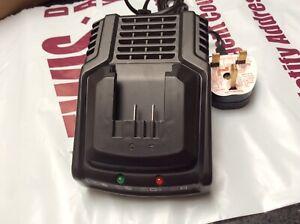 Bauker Titan work zone Battery charger 18V  brand new acg18g25