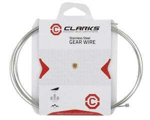 Clarks Universal Derailleur Cable (Shimano/SRAM) (Stainless) (1.1mm) (2275mm)