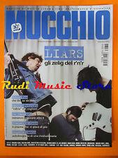 Rivista MUCCHIO SELVAGGIO 638/2007 Liars Bono Vox Okkervil River Dona' No cd