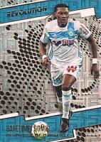 2017 Panini Revolution Soccer - Infinite Parallel - Olympique Marseille  180-183