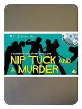 Nip Tuck and a Murder DVD Murder Mystery Dinner Party 8 Players