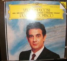 Deutsche Grammophon 413 785-2 Placido Domingo Verdi & Puccini