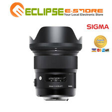 Brand New Sigma 24mm f/1.4 DG HSM Art Lens for Nikon