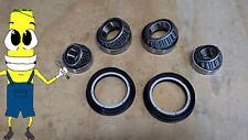 Front Wheel Bearing and Seal Set for Nissan D21 Hardbody Pickup 86-1997 2WD RWD