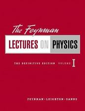 The Feynman Lectures on Physics, Vol. 1: Mainly Mechanics, Radiation, and Heat