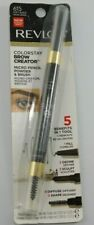 Revlon ColorStay Brow Creator Micro Pencil Powder & Brush Soft Black #615