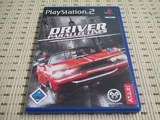 Driver Parallel Lines para PlayStation 2 ps2 PS 2 * embalaje original *