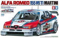TAMIYA 24176 - 1/24 ALFA ROMEO 155 V6 TI - MARTINI - NEU