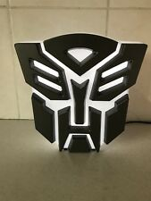 Transformers Autobot Robot USB Lamp Table Reading PC Office Desk Light