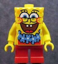 LEGO SpongeBob Squarepants SpongeBob Blue Lei bob036 Minifigure 3818