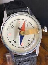 Wrist watch COMPASS Analog Vostok Wostok USSR Russian KH-1(KN-1) Military #0715