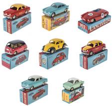 Set of 8 MERCURY Model Cars 1:48 Hachette FIAT ALFA ROMEO LANCIA VW AUTOBIANCHI