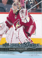 Mark Visentin 2014-15 Upper Deck Young Guns Coyotes #203 RC Rookie hockey Card