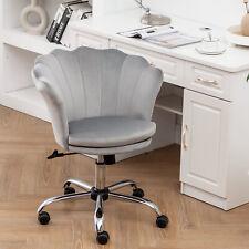 Cute Desk Chair Upholstered Velvet Chairs Bedroom Vanity Chair Home Office Chair
