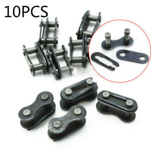 10*/Set Bicycle Bike Single Speed Quick Chain Master Link Connector Repair Tools