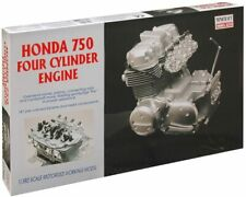 Minicraft 11202 Honda 750 4 Cylinder Engine Working Plastic Model Kit 1/3