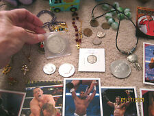 Vintage Plus Other Junk Drawer Lot/Silver Coins+Others/Etc