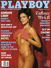 US-Playboy 11/1995    TAHNEE WELCH & HOLLY WITT*   November/1995