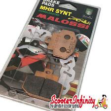 Brake Disc Pads Rear MALOSSI Sintered (Vespa GT, GTS, 946, Gilera Runner VXR)