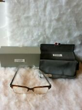 Thom Browne TB 709 B-WLT-GLD Eyeglasses Walnut 12k Gold 51mm