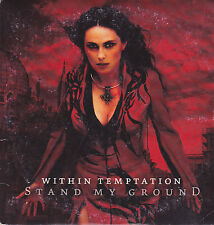 Within Temptation-Stand My Ground cd single