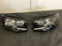 Vw Transporter T6 Headlights