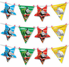 Thomas the Tank Engine 2.5m Make Your Own Party | Flag Banner | Bunting 1-5pk