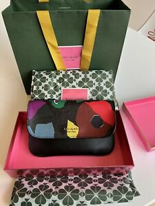 KATE SPADE Purse Clutch Envelope Pouch Leather - brand new with packaging!