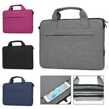 Sleeve Case Laptop Bag Notebook Cover For Apple MacBook HP Dell Lenovo