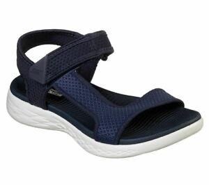 Skechers On The Go GOGA MAT  Women's Rubix Sandals Navy Size 10 Eur 40 UK 7…S31