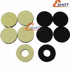 10pcs 1/8 RC Sponge Gasket One-Side Stick For 1/8 On-Road Buggy Truck Car Body