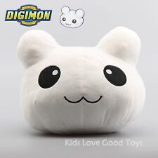 "Anime Digimon Adventure Digital Monster Yukimi Botamon Plush Stuffed Doll Toy 9"""