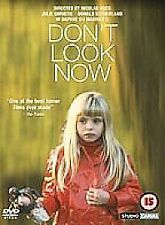 Don't Look Now 1973 DVD Donald Sutherland Julie Christie