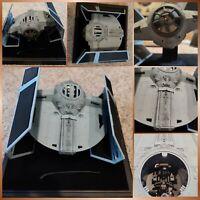 Code 3 Star Wars Darth Vader Tie Fighter - Limited Edition
