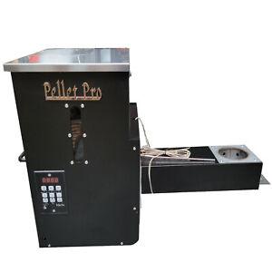 "Pellet Pro® Elite 18"" Pellet Grill Hopper Assembly w/ PID Con. & HD Auger Motor!"