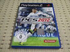 PES Pro Evolution Soccer 2012 für Playstation 2 PS2 PS 2 *OVP*