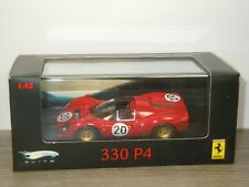 Ferrari 330 P4 - Hotwheels 1:43 in Box *46566