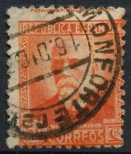 Spain 1931-2 SG#737A 50c Orange P11.5 Control Perf Number Shift Error #A90832