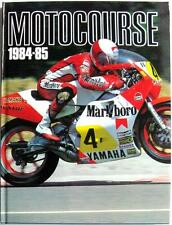 MOTOCOURSE 1984-1985 EDDIE LAWSON YAMAHA MOTORCYCLE RACING BOOK ISBN:0905138333